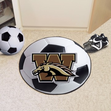 Picture of Western Michigan Soccer Ball