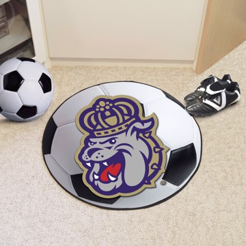 Picture of James Madison Soccer Ball