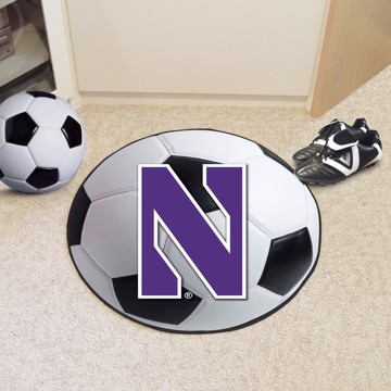 Picture of Northwestern Soccer Ball