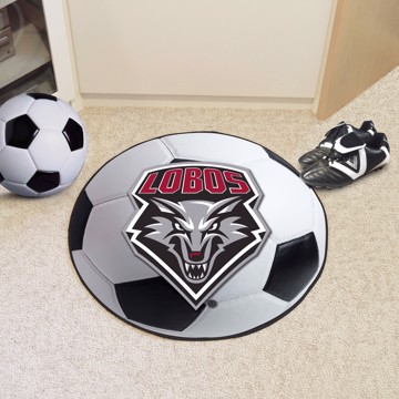 Picture of New Mexico Soccer Ball