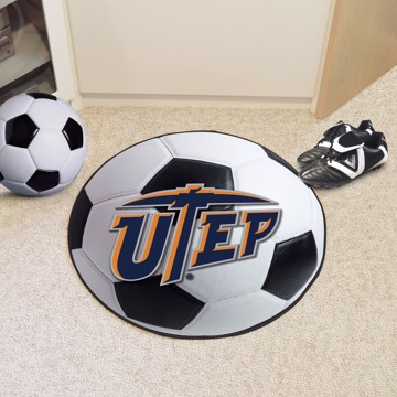 Picture of UTEP Soccer Ball
