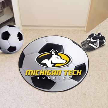 Picture of Michigan Tech Soccer Ball