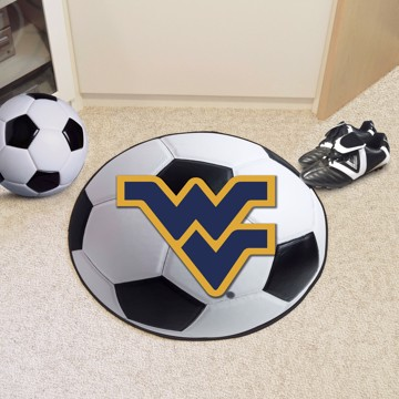 Picture of West Virginia Soccer Ball
