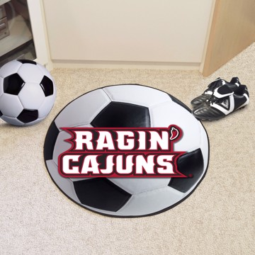 Picture of Louisiana-Lafayette Soccer Ball