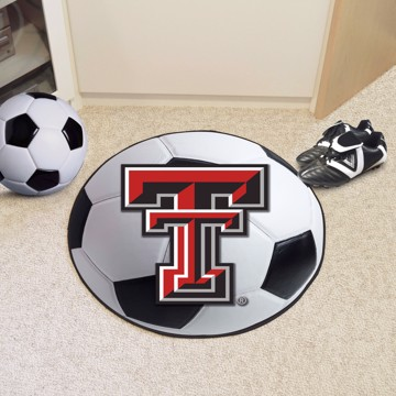 Picture of Texas Tech Soccer Ball