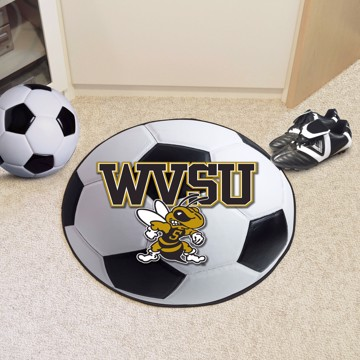 Picture of West Virginia State Soccer Ball