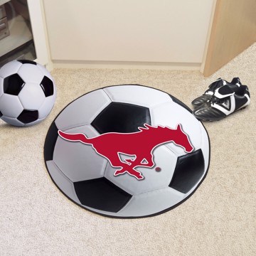 Picture of SMU Soccer Ball