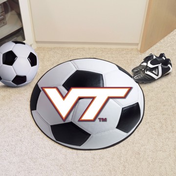 Picture of Virginia Tech Soccer Ball