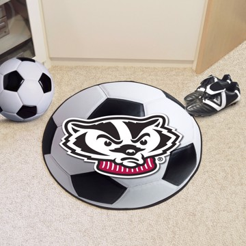 Picture of Wisconsin Soccer Ball