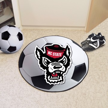 Picture of NC State Soccer Ball