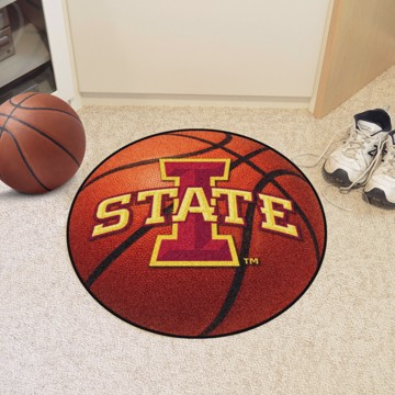 Picture of Iowa State Basketball Mat