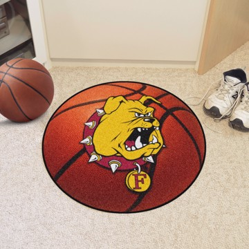 Picture of Ferris State Basketball Mat