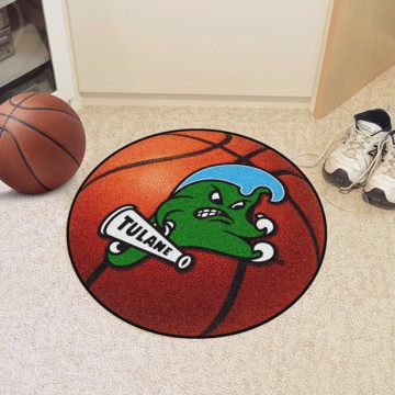 Picture of Tulane Basketball Mat