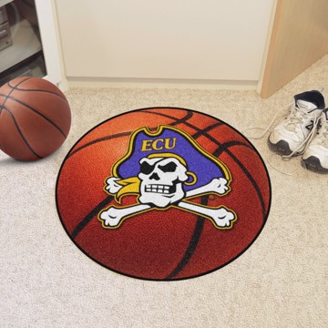 Picture of East Carolina Basketball Mat