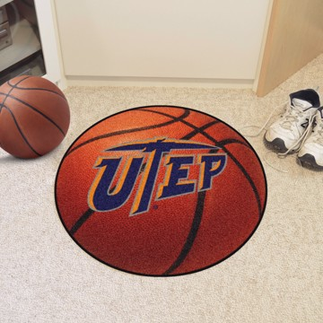 Picture of UTEP Basketball Mat