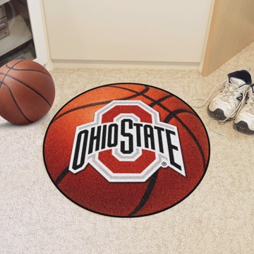 Picture of Ohio State Basketball Mat