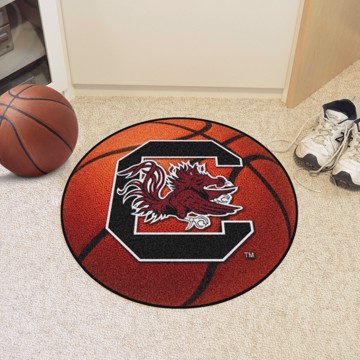 Picture of South Carolina Basketball Mat