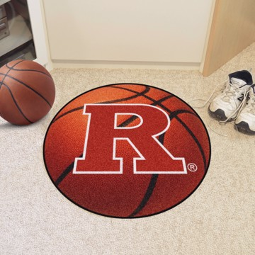 Picture of Rutgers Basketball Mat