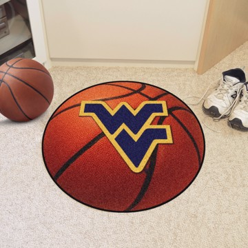 Picture of West Virginia Basketball Mat