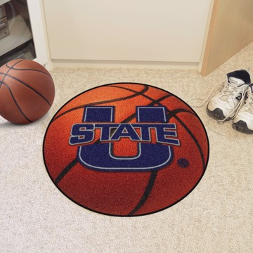 Picture of Utah State Basketball Mat