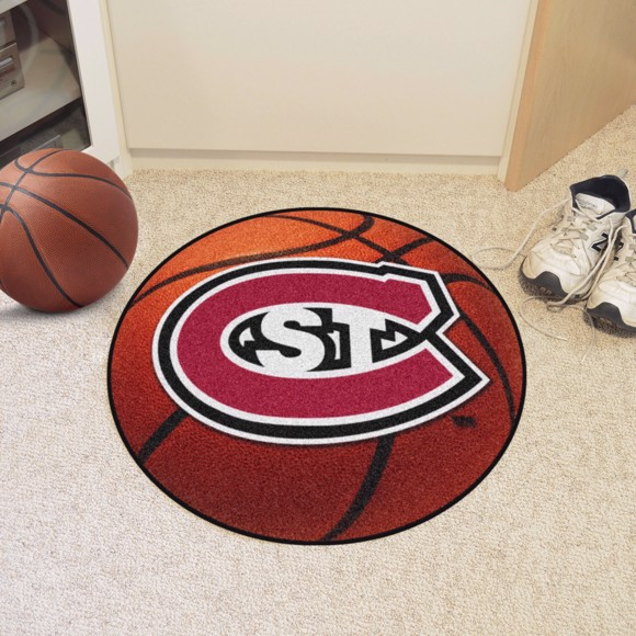 Picture of St. Cloud State Basketball Mat