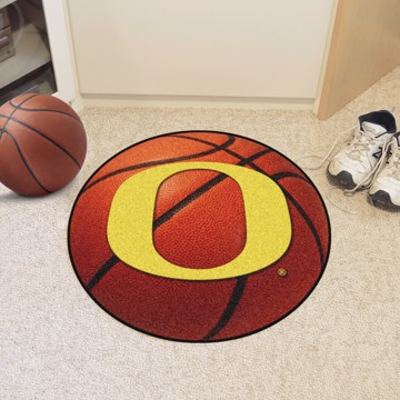 Picture of Oregon Basketball Mat