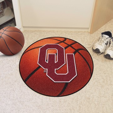 Picture of Oklahoma Basketball Mat