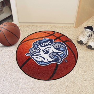 Picture of North Carolina Basketball Mat