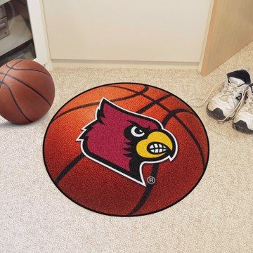 Picture of Louisville Basketball Mat