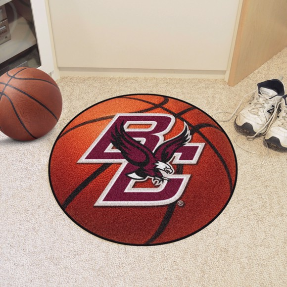 Picture of Boston College Basketball Mat