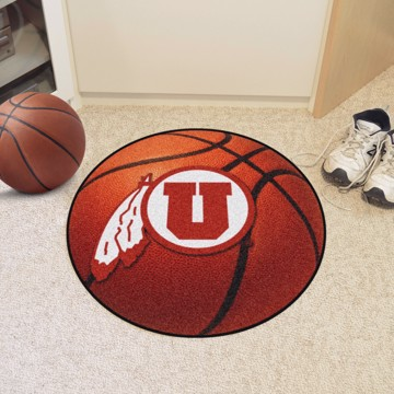 Picture of Utah Basketball Mat