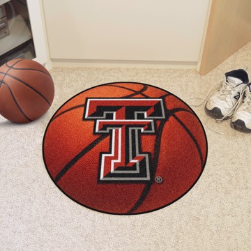 Picture of Texas Tech Basketball Mat