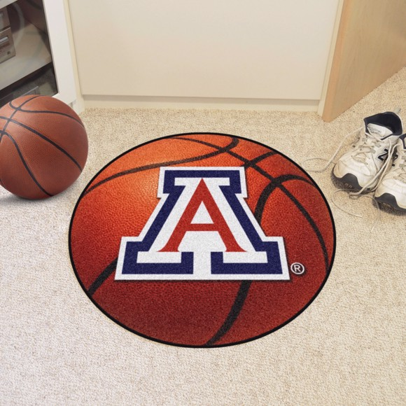 Picture of Arizona Basketball Mat