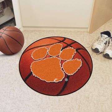 Picture of Clemson Basketball Mat