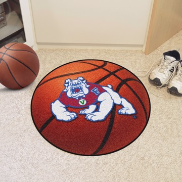 Picture of Fresno State Basketball Mat