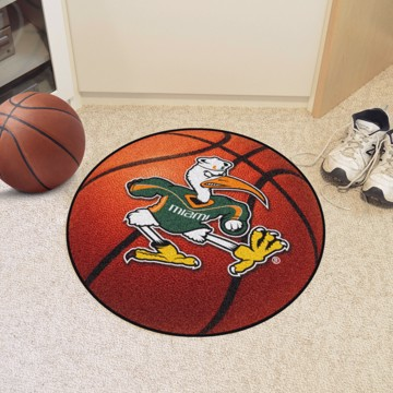 Picture of Miami Basketball Mat