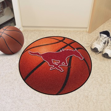 Picture of SMU Basketball Mat