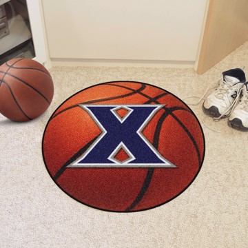 Picture of Xavier Basketball Mat