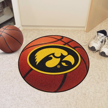 Picture of Iowa Basketball Mat