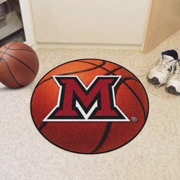 Picture of Miami (OH) Basketball Mat