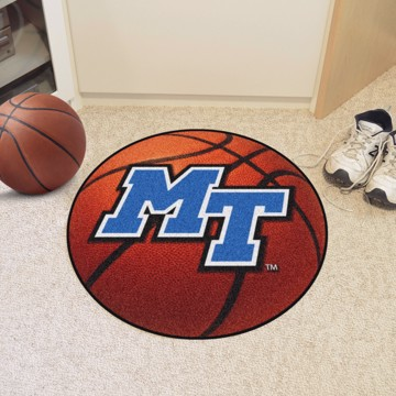 Picture of Middle Tennessee Basketball Mat
