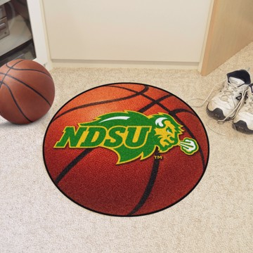 Picture of North Dakota State Basketball Mat