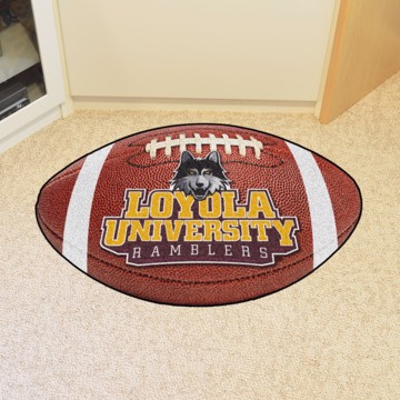 Picture of Loyola Chicago Football Mat