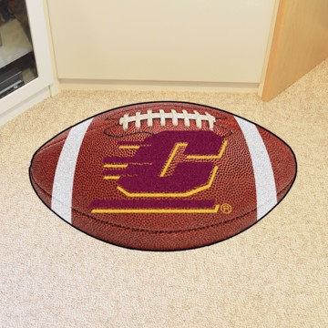 Picture of Central Michigan Football Mat