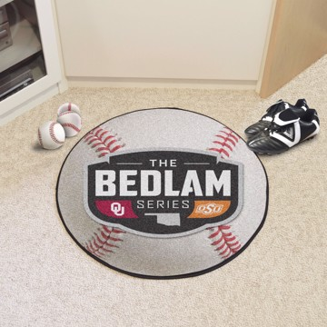 Picture of The Bedlam Series Baseball Mat