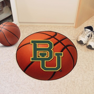 Picture of Baylor Basketball Mat
