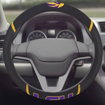 Picture of LSU Steering Wheel Cover