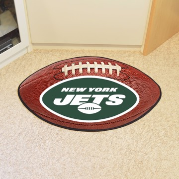 Picture of NFL - New York Jets Football Mat