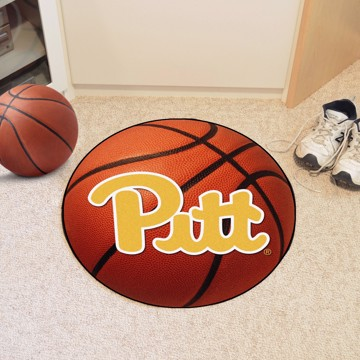 Picture of Pitt Basketball Mat