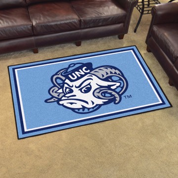 Picture of North Carolina 4'x6' Plush Rug